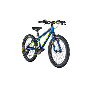 "Ghost Kato R1.0 AL 20"" Childrens Bike yellow/blue"